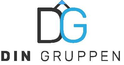 Din Gruppen logo
